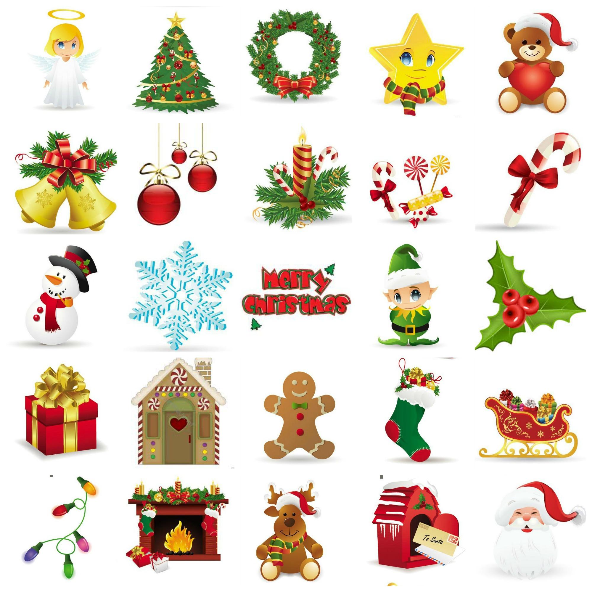Christmas Bingo Free Printables