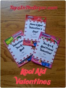 Kool Aid Valentines