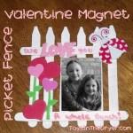 Picket Fence Valentine 7