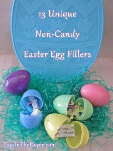 non candy Easter egg ideas