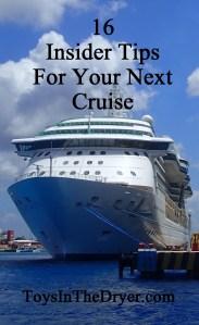 Tips For Cruising