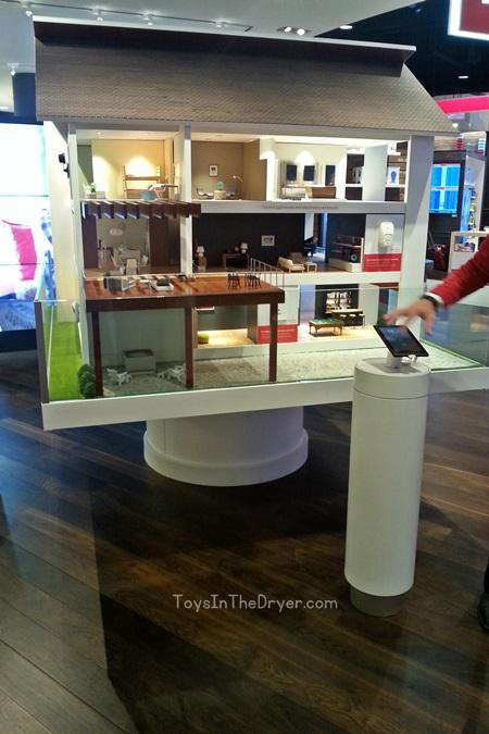 Verizon's destination store mall of america