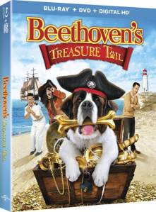Beethoven's Treasure Tail Movie #Giveaway