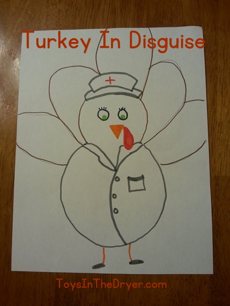 Turkey in Disguise