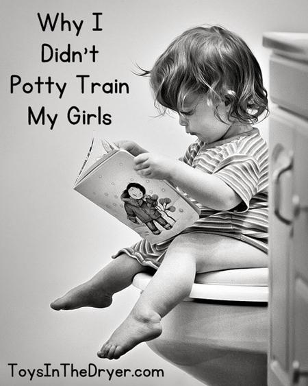 potty train my girls