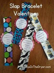 Slap Bracelet Valentine