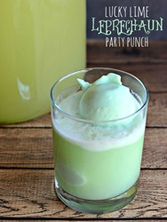 Lucky Leprechaun Punch