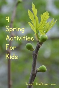 9 Spring Activities For Kids