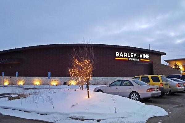 Barley + Vine Restaurant Review