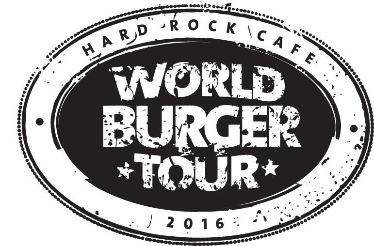 Hard Rock Cafe World Burger Tour