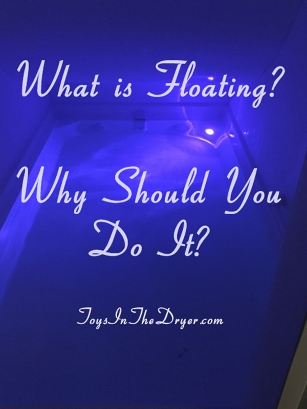 What is Floating (REST Therapy) and Why Should You Do It?