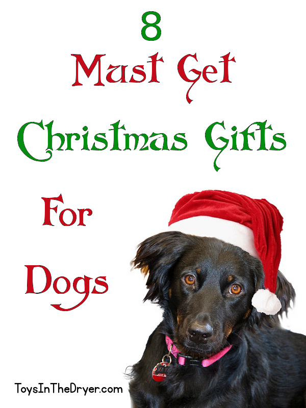 8 Must Get Christmas Gifts For Dogs (Dog Approved)