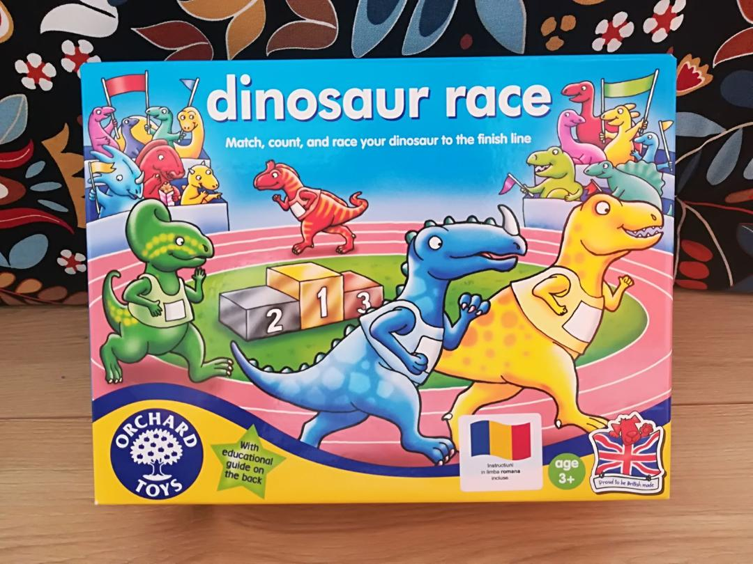 cutie dinosaur race