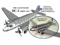 LEGO Douglas DC-3 Plane Reaches 10 000 Supporters on LEGO ...