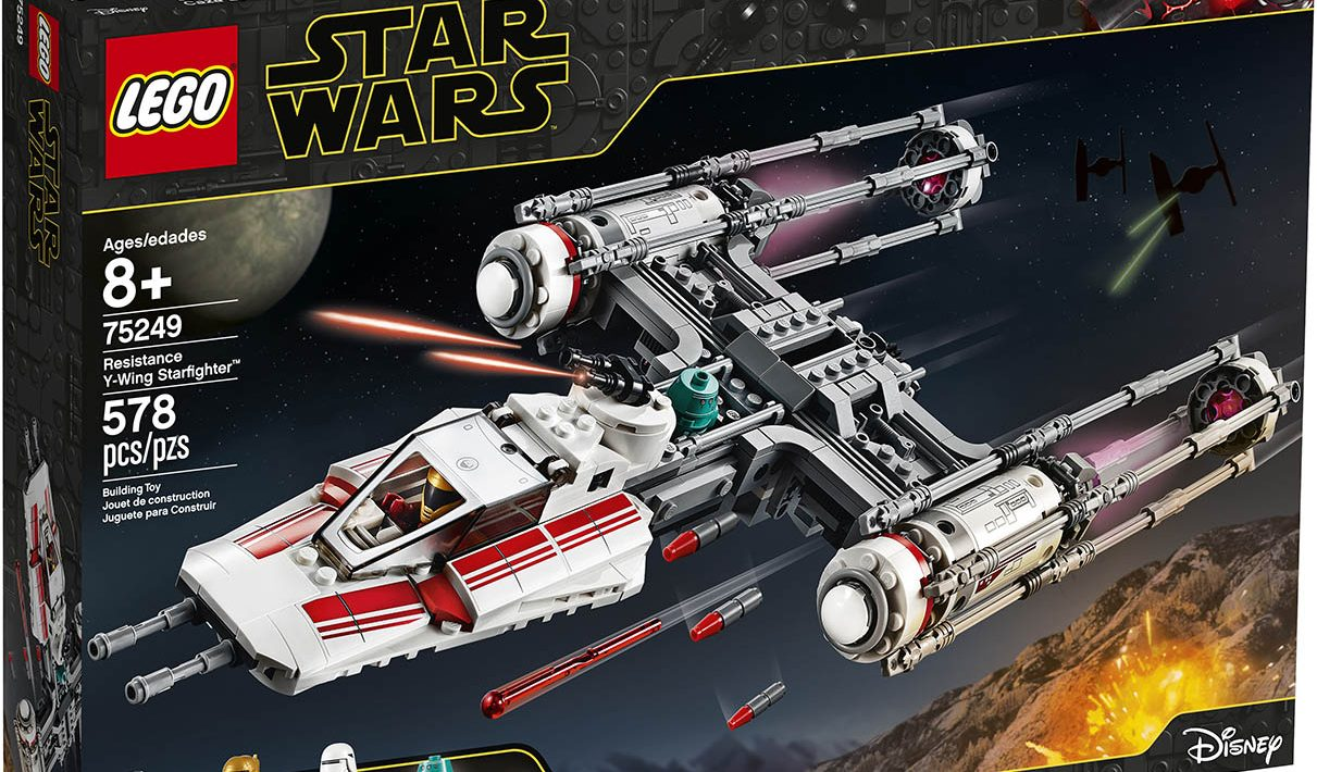 Lego Star Wars Triple Force Friday Sale On Now For 3 Days