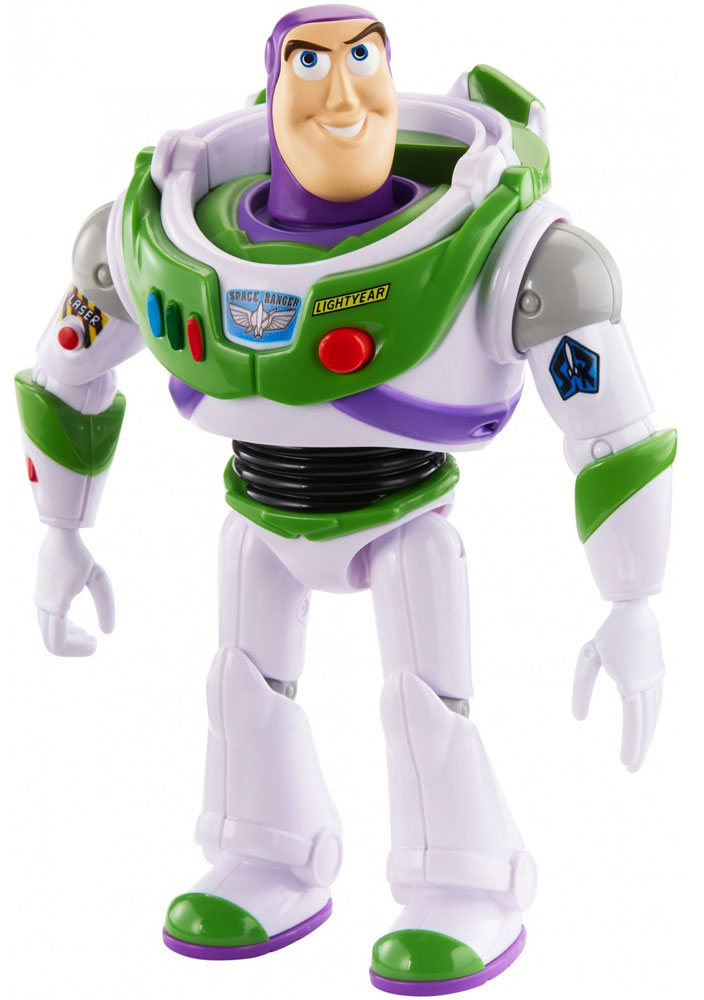 Buzz Lightyear Bike Helmet : lightyear, helmet, Disney/Pixar, Story, Talkers, Lightyear, Figure, English, Edition, Canada
