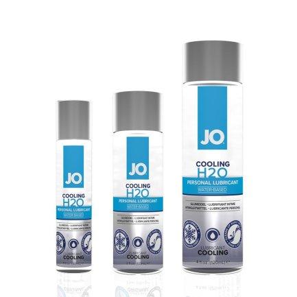 System JO – H2O 水溶性潤滑劑清涼款 – 60ml