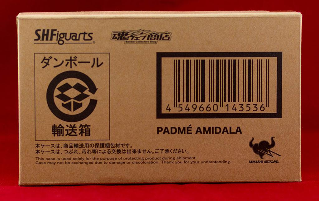Figuarts Padme Amidala