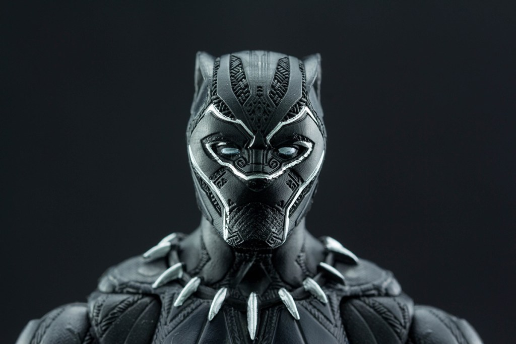 Black Panther head