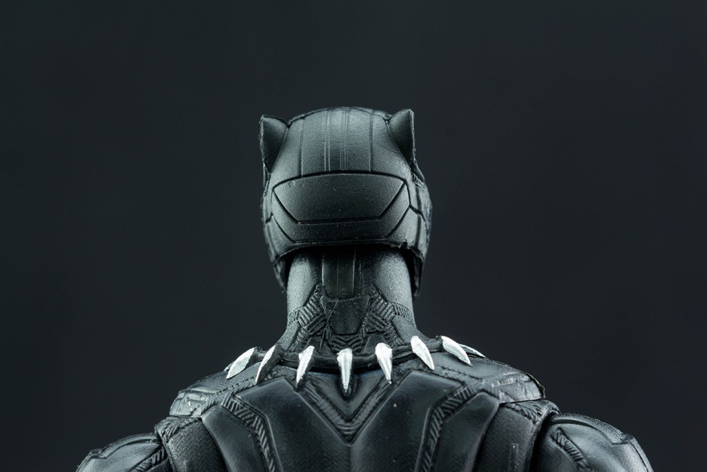 Black Panther head back