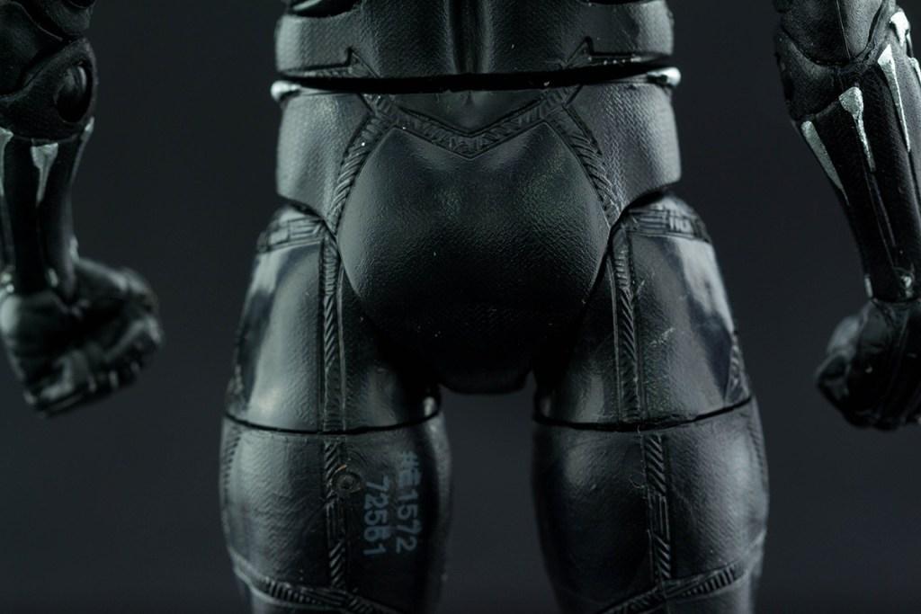 Black Panther ab-pelvis back