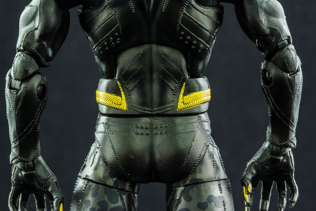 Erik Killmonger butt close up