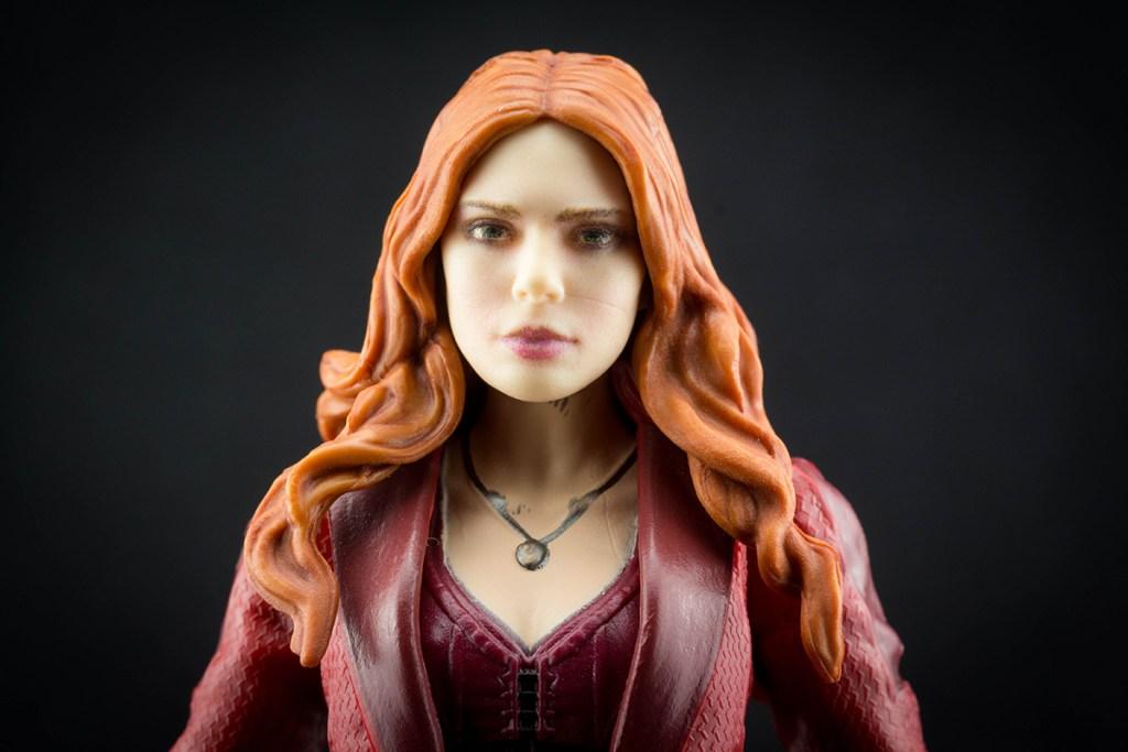 Marvel Legends Scarlet Witch and Vision 2 Pack
