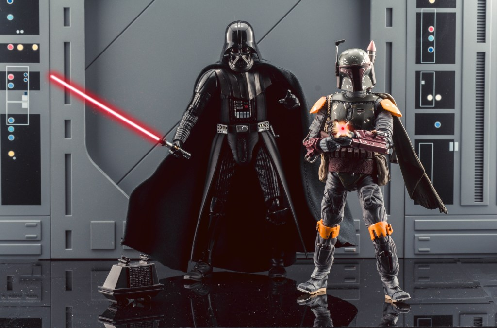 Mafex Boba Fett Return of the Jedi
