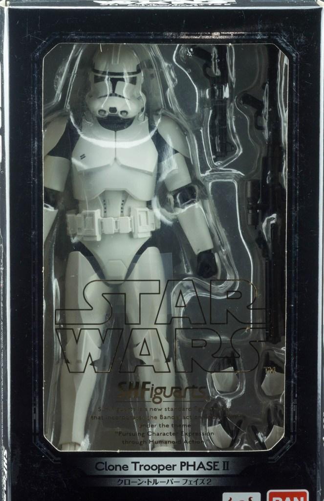 Figuarts Clone Trooper Phase II