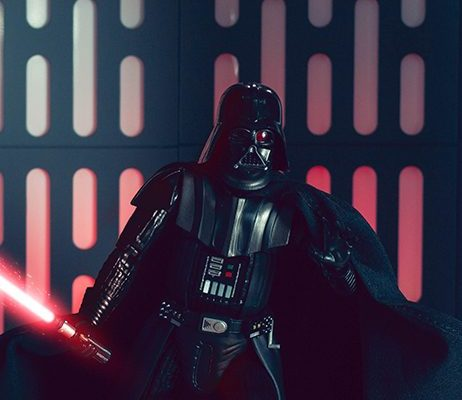 Mafex Rogue One Darth Vader