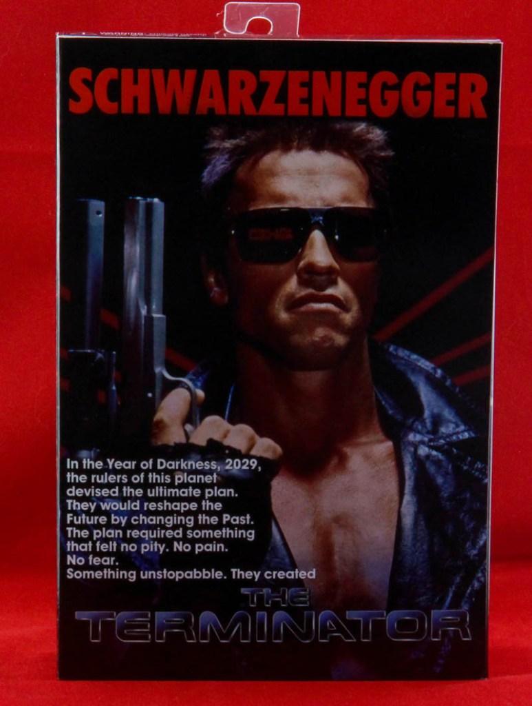 NECA Terminator Ultimate Tech Noir T-800