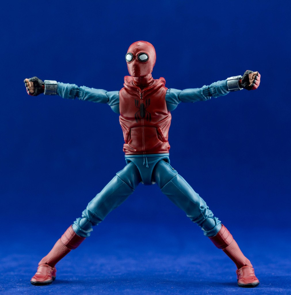 Marvel Legends Homemade Spider-Man