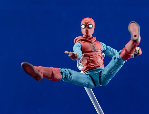 Marvel Legends Homemade Spider-Man
