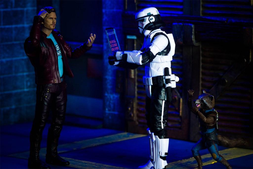 Black Series Imperial Patrol Trooper