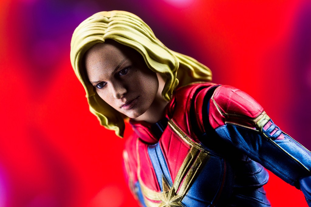 Figuarts Captain Marvel