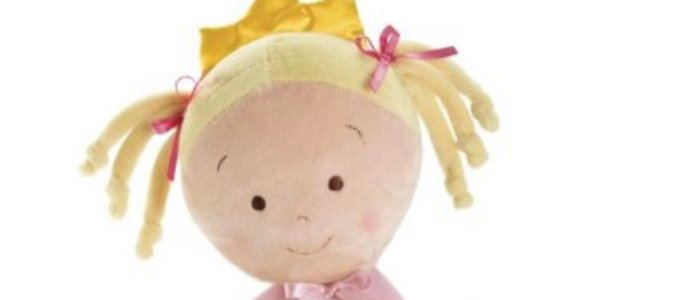 Little Princess Cloth Dolls