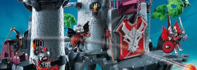 Playmobil Dragon Castles