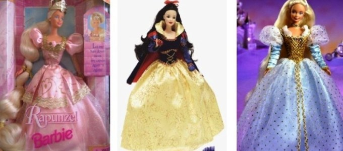 Fairy Tale Barbie Dolls