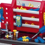 Toy Workbench for Boys and Girls