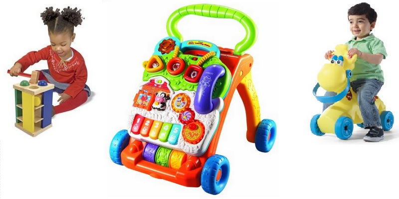 Best Age Appropriate Toys for Toddlers