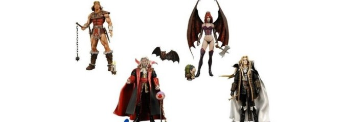 Castlevania Action Figures