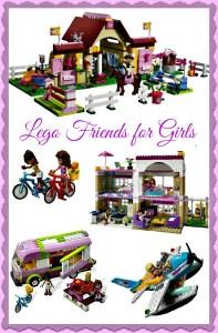 Lego Friends for Girls