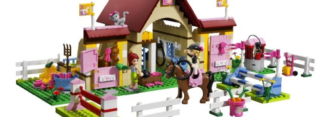 Lego Friends Girls Will Love