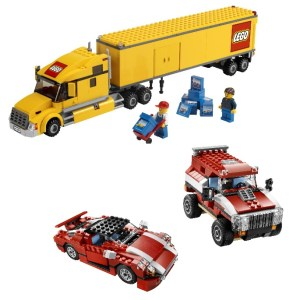 Lego Automobiles: Cars & Trucks