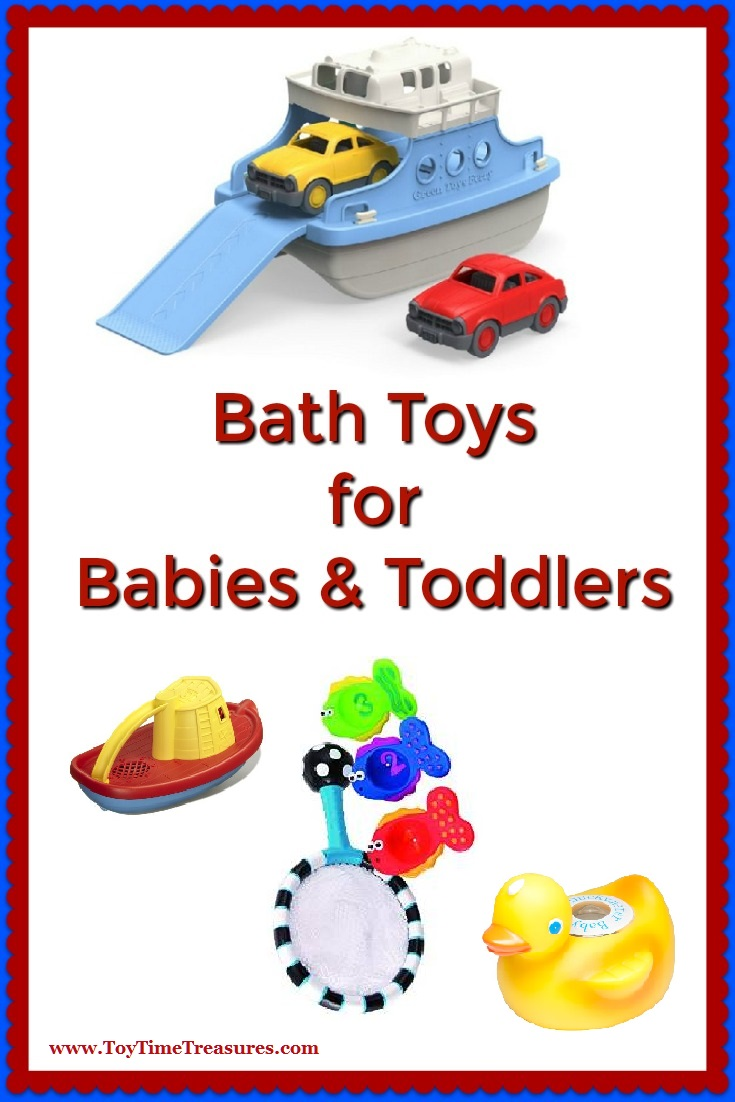 Bath Toys for Babys & Toddlers