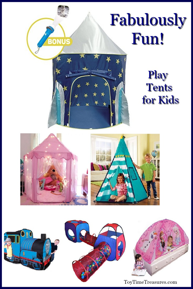 Indoor Play Tents for Kids