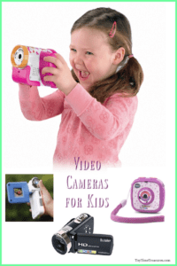 Camcorders for Kids