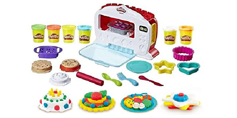 Play-Doh Kitchen Creations Magical Oven Set