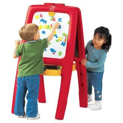 Children's Easel for Drawing & Painting
