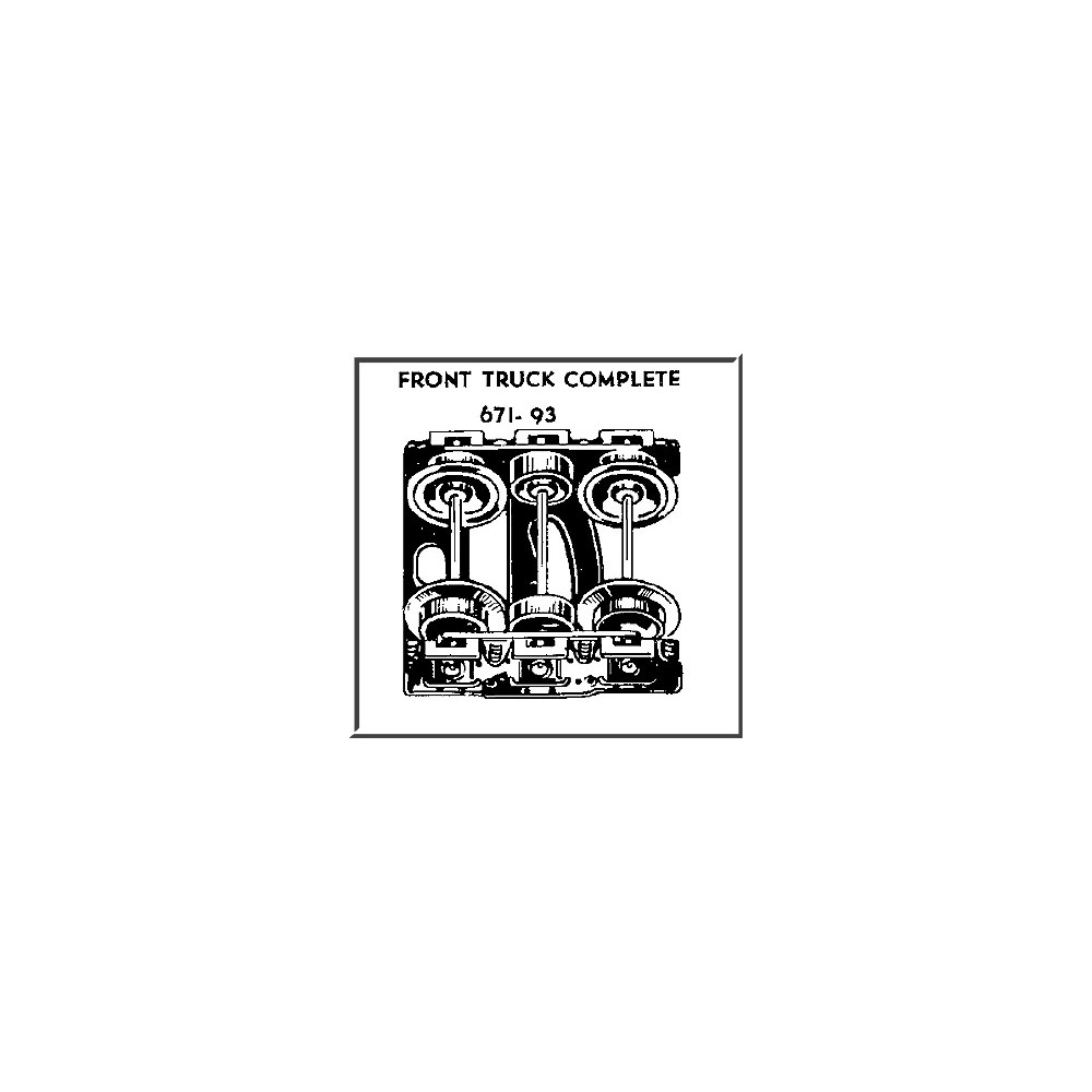 medium resolution of 671 lionel train wiring diagram